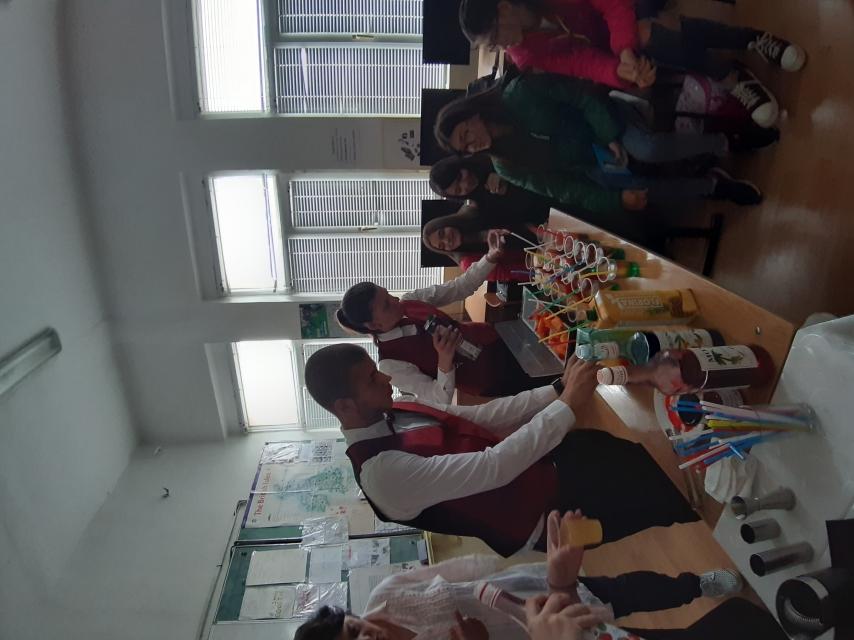 Съвместна инициатива между ученици, учители и Обществен съвет към ПГТ
