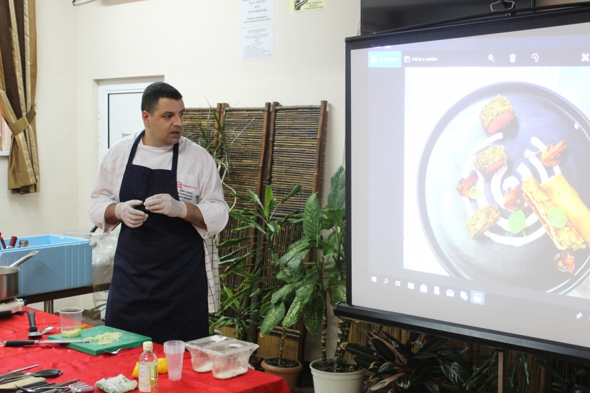 Възможности за успешна кариера в световния кулинарен бизнес