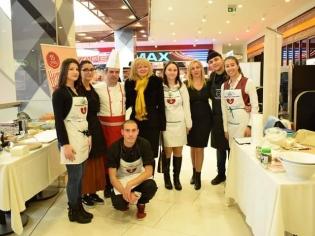 Наши ученици асистираха на известни майстори готвачи
